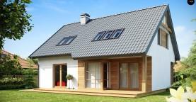 Проект комфортного и выгодного дома.