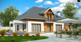 Проект дома Z50 в современной интерпретации.