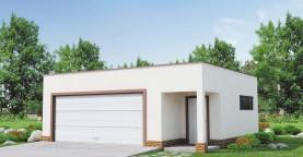 Комфортный гараж на две машины