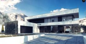 Просторный современный двухэтажный дом
