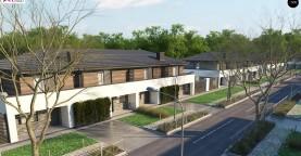 Двухэтажный комфортный дом для двух семей